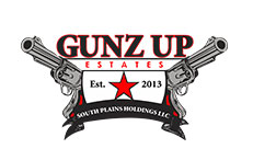 Gunz Up Estates Logo