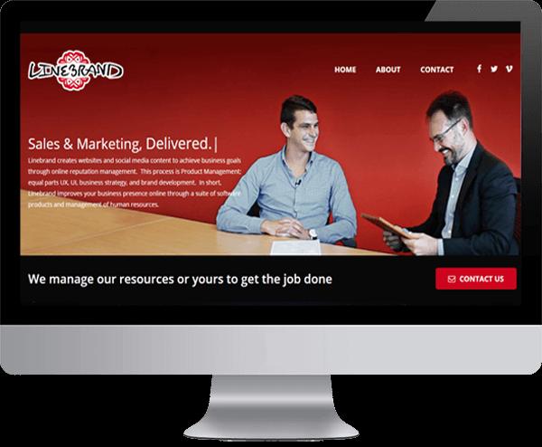 linebrand website